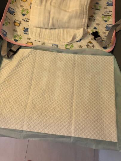 子初婴儿隔尿垫 一次性宝宝纸尿垫护理垫新生儿秋冬款床单儿童隔尿垫巾150片  33*45cm 晒单图