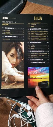 数码单反摄影从入门到精通(第3卷 第2版 赠2视频教学DVD光盘) 晒单图