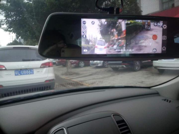 先科(SAST)7吋行车记录仪后视镜 高清夜视双镜头前后录像倒车影像一体机 7英寸大屏 高清触屏V9 7吋双镜头星光夜视+32G(套餐五) 晒单图