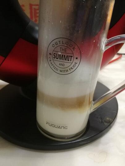 德龙(Delonghi)咖啡机 胶囊咖啡机 家用商用办公室 0.8L全自动 花式咖啡饮料机 EDG305.WR 晒单图