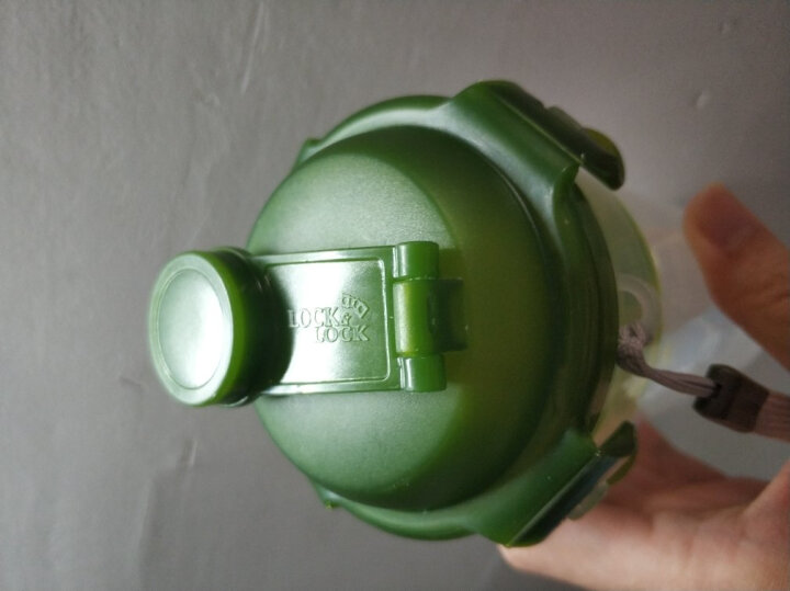 乐扣乐扣(LOCK&LOCK) 塑料杯HPL931H 470ML 晒单图