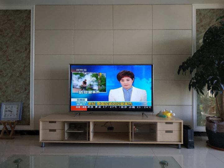 TCL 60A730U 60英寸30核人工智能超薄HDR 4K安卓LED液晶电视机(锖色) 晒单图