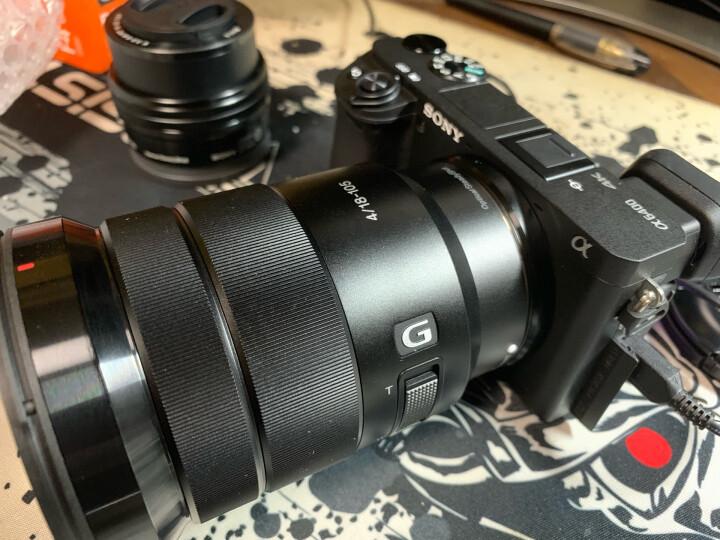 索尼(SONY)E 18-200mm F3.5-6.3 OSS LE APS-C画幅远摄变焦微单相机镜头 E卡口(SEL18200LE) 晒单图