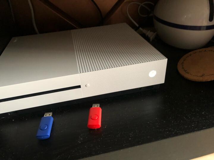 微软(Microsoft) Xbox One S/X 家用体感游戏机国行 OneS1T我的世界版 车手5动作冒险套装 晒单图