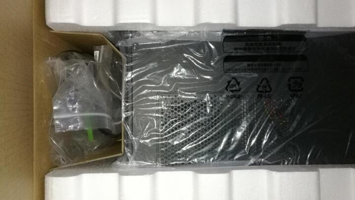 宏碁(Acer) 商祺SQX4650 787G 台式商用电脑主机(i7-7700 8G 128SSD+2T GT720 2G win10 Wifi 三年上门) 晒单图