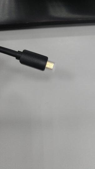 绿联(UGREEN)Mini HDMI转HDMI转接线 公对母高清数据转换线 相机电视投影仪显示器连接线 黑色 20137 晒单图