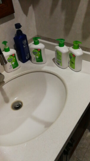 滴露Dettol 健康抑菌洗手液 植物呵护 500g/瓶 晒单图