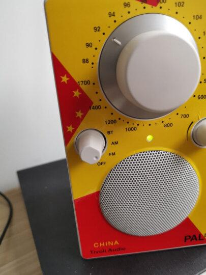 美国流金岁月(Tivoli Audio)M3BT闹钟款-黒木银色 蓝牙收音机/蓝牙音箱/木质HIFI台式音响 晒单图