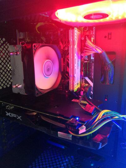 雷诺塔 六核i5 9400F/RX580-8G/240G固态吃鸡游戏台式电脑主机DIY组装机 晒单图
