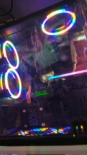 爱国者(aigo)额定600W 电竞600全模组镀锡线电源(透明镀锡模组线/金牌80Plus/全日系固态电容) 晒单图