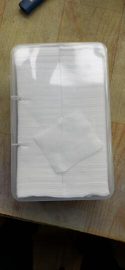 今之逸品轻柔化妆棉 薄款1000片(卸妆棉 卸甲 拍水 敷面膜 亲肤省水 配收纳胶盒) 晒单图