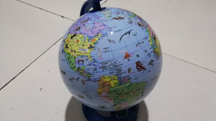 北斗儿童地球仪·AR地球仪23厘米(让孩子探索认知世界的礼物,地球仪也可以这么好玩) 晒单图