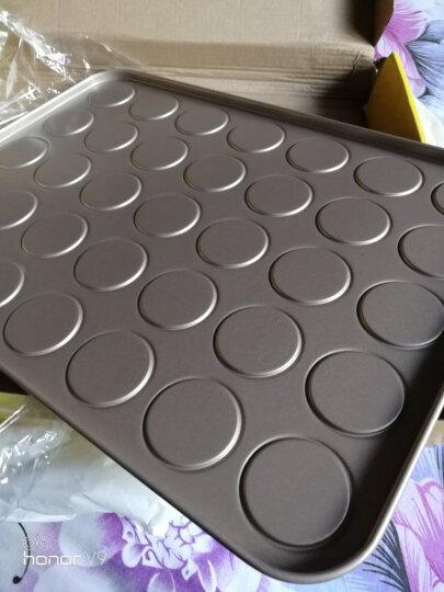 杰凯诺 烘焙工具马卡龙香槟金金属垫板 饼干曲奇烤盘模具 烤箱烤盘 大模具务必量好尺寸 晒单图