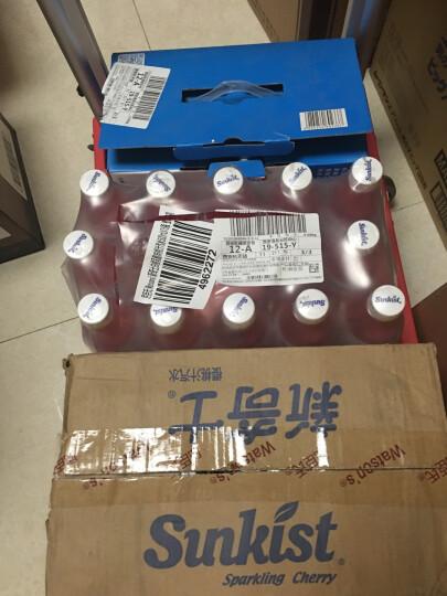 屈臣氏(Watsons) 新奇士白桃乳酸味桃汁汽水 饮料500mL*15瓶 整箱装 晒单图