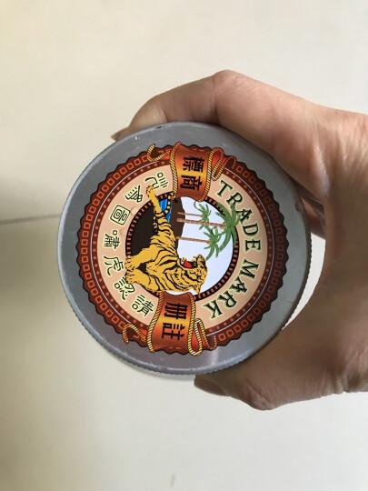 中国香港品牌 虎标 桂花黑糖块 红糖块 桂花茶 150g/瓶 晒单图