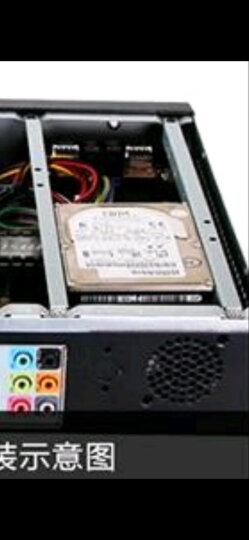 大水牛(BUBALUS)S0203 黑色 Mini台式电脑主机机箱加电源套装(支持M-ATX主板/带电源/迷你商务办公) 晒单图