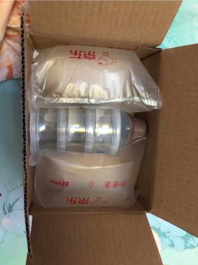 小白熊 婴儿便携奶粉辅食储存盒 独立可拆三层奶粉格奶粉盒 09225 晒单图