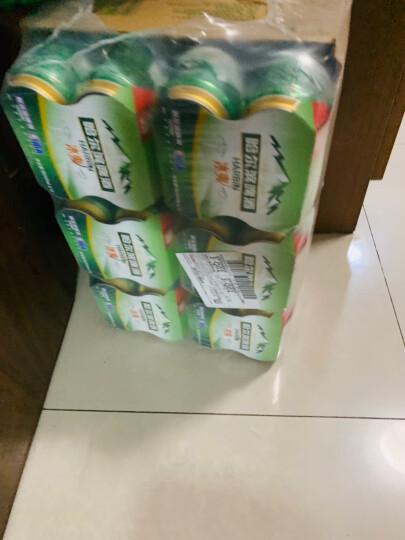 雪花啤酒(Snowbeer)8度清爽 500ml*12听 整箱装 晒单图