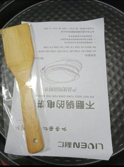 利仁(Liven)电饼铛家用双面加热煎烤机LRT-310B盛行(红色) 晒单图