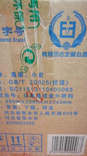 衡水老白干 白酒 青花瓷瓶 67度 750ml 晒单图