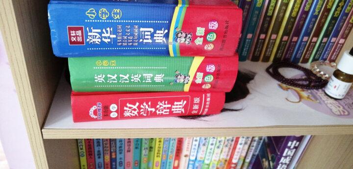 小学生新课标学习必备工具书:字典+同近反组词造句+成语+笔顺规范(套装4册) 新老版本随机发货 晒单图