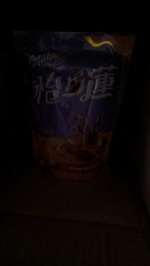 怡口莲 巧克力味夹心太妃糖 美味榛仁味188g(新老包装随机发货) 晒单图