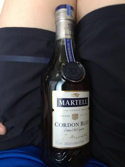 马爹利(Martell)洋酒 蓝带 干邑 白兰地 350ml 晒单图