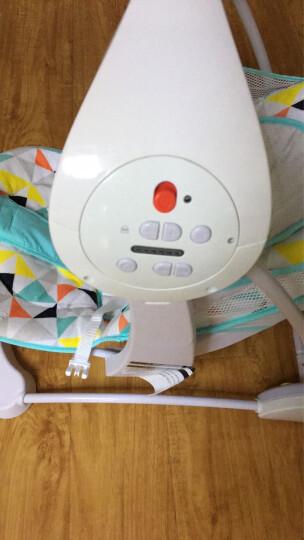 费雪 Fisher-Price 新生儿安抚玩具 安抚互动多功能轻便摇椅DRD27 晒单图