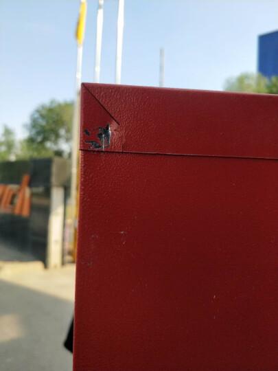 金篆(JINZHUAN) 微型消防站专用柜消防柜工具柜消防器材柜应急消防箱展示柜物业柜 1800*900*390上玻下铁消防柜 晒单图