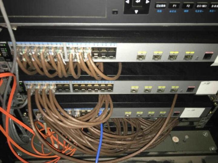 华为(HUAWEI)S1720-52GWR-4P 48口全千兆4千兆光企业级可网管交换机 晒单图