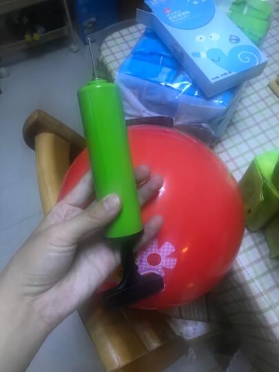 费雪(Fisher Price) 儿童玩具球 宝宝小皮球拍拍球9寸(红色 赠送打气筒)F0516H4儿童礼物 晒单图