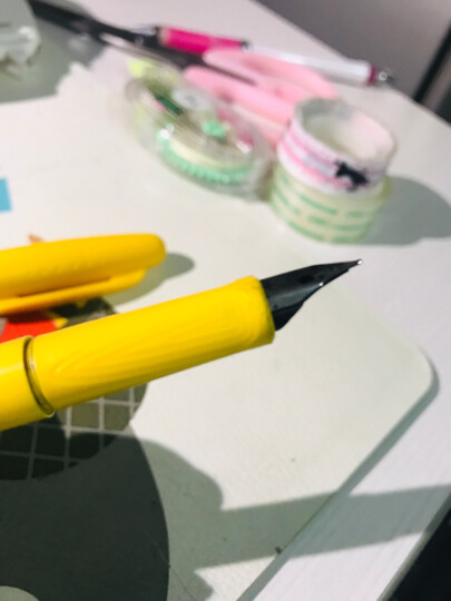 凯萨(KAISA)方格美工纸80g加厚纸硬笔书法字帖练习册3本装 30页16K 晒单图