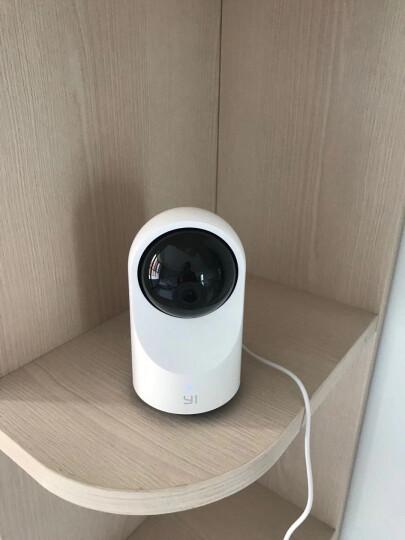 小蚁(YI)智能摄像机3代云台AI升级版1080P 夜视360度无线WiFi高清家用摄像头 母婴看护 支持小米苹果手机远程 晒单图