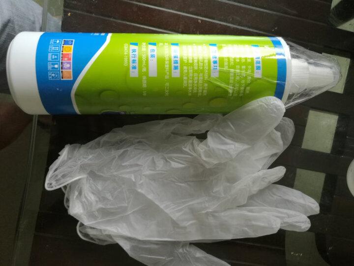 莱仕德(LAISHIDE)莱仕渗透型防水涂料卫生间防水补漏材料胶剂 强力渗透耐磨型  4倍浓缩液-1L稀释后5L送工具 晒单图