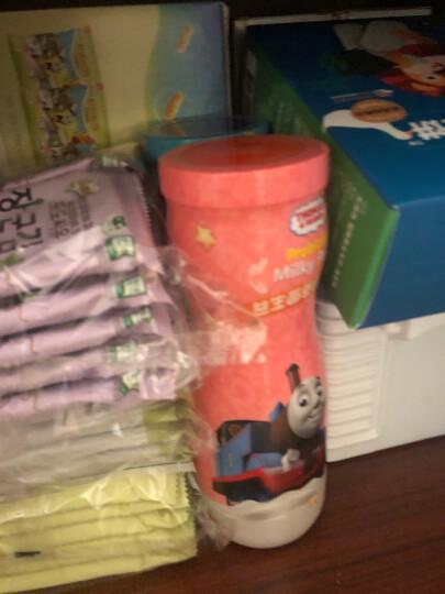 韩国进口 小火车 托马斯和朋友(Thomas&Friends) 紫菜海苔 儿童休闲零食 橄榄油海苔 21g(2.1g*10包入) 晒单图
