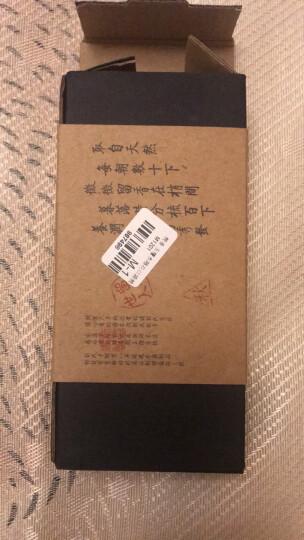 紫韵梳香梳香 雕花口袋旅行绿檀木梳子生日礼物送女生 M1201 晒单图