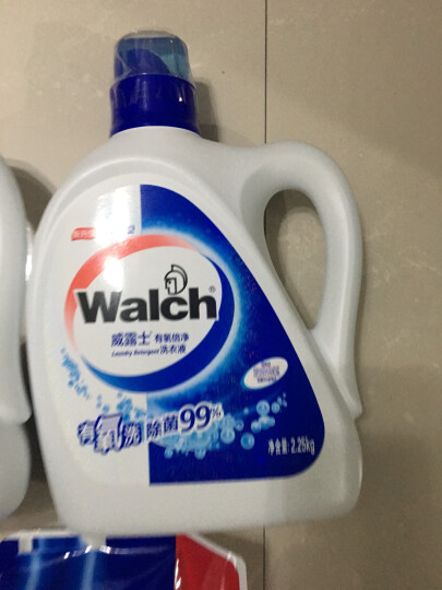 威露士有氧洗衣液套装 除菌除螨 机洗手洗(2.25kgx1和1kgx1+内衣净280gx2+消毒液60mlx3+柔顺剂50mlx2) 晒单图