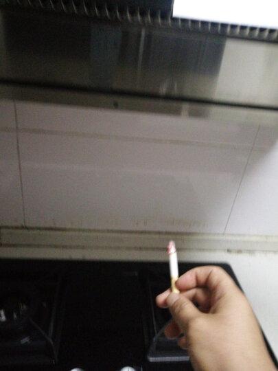 华帝(VATTI)家用油烟机侧近吸式抽油烟机脱排单机 20m?大吸力 高频自动洗 智能触控 CXW-228-i11085 晒单图