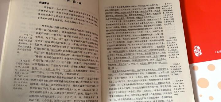 朝花夕拾鲁迅原著七年级上册必读(全2册)赠中考名著导读与试题 晒单图