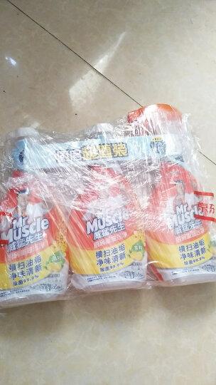 威猛先生 厨房重油污净 柠檬 500g+500g*2 厨房清洁剂 油烟机清洁剂 高效油污净(新老包装随机发货) 晒单图
