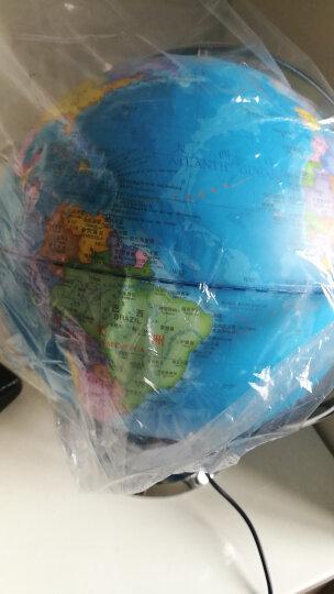 北斗地球仪20cm学生地理学习旋转地球仪 教学摆件文具办公用品可拼装 教学研究之选(配中国、世界地理常用知识地图) 晒单图