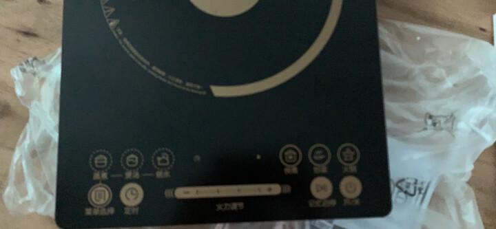 苏泊尔(SUPOR)电磁炉纤薄滑控匀火爆炒电磁灶SDHCB8E30-210J(赠汤锅+炒锅) 晒单图