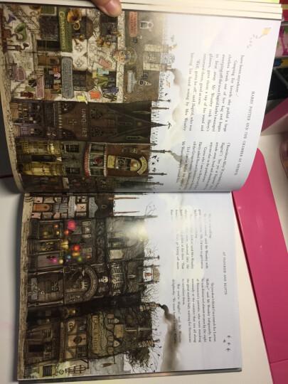 哈利波特英文原版 美版哈利波特第8本Harry Potter 晒单图