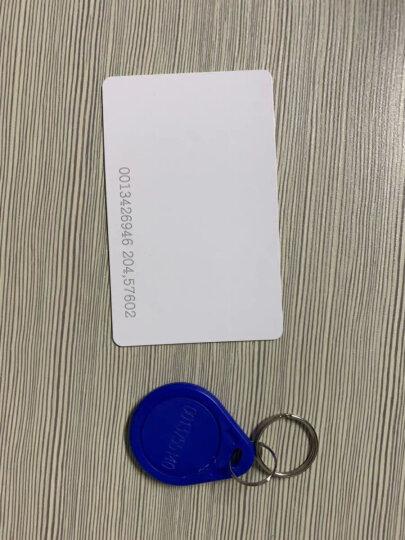 真地(Realand)ic卡 白卡ic门禁卡消费卡IC卡考勤卡食堂卡复旦芯片60张/盒 晒单图
