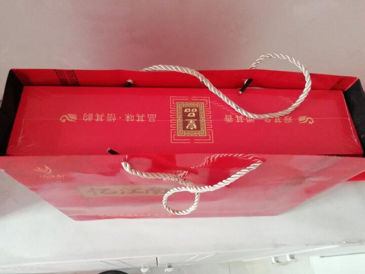 忆江南 茶叶乌龙茶 安溪皇品铁观音 兰花清香 茶叶礼盒装 300g 晒单图