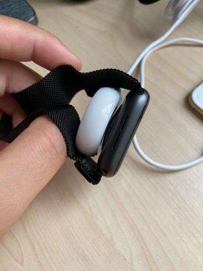 绿联 MFi认证苹果手表无线磁力充电器通用AppleWatch5/4/3/2/1代USB充电数据线iwatch底座手机平板支架30494 晒单图