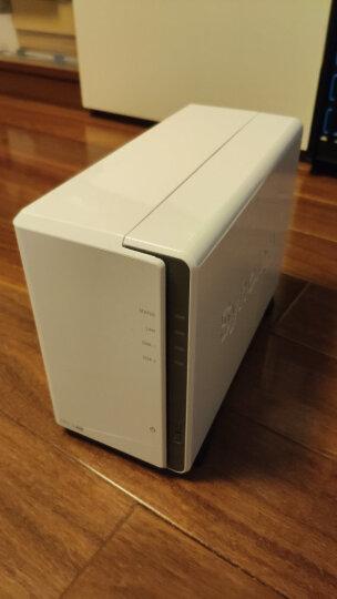 群晖(Synology)DS216j 家庭及个人小型企业适用的 双盘位多功能存储服务器 晒单图