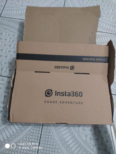 Insta360 ONE 7K运动全景相机 户外防抖高清直播潜水数码摄像机360VR摄像头 超长碳纤维自拍杆 晒单图