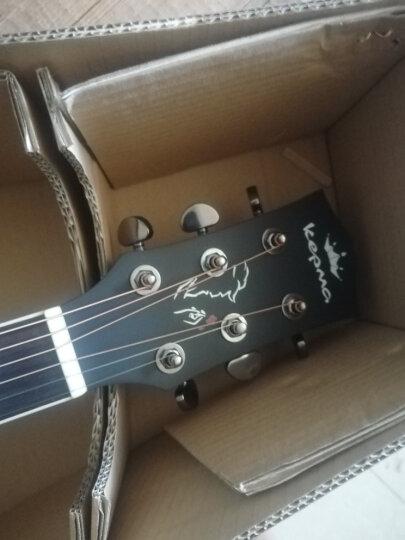 卡马(KEPMA)A1C3TSM民谣吉他初学者木吉他入门吉它jita日落色40英寸 晒单图