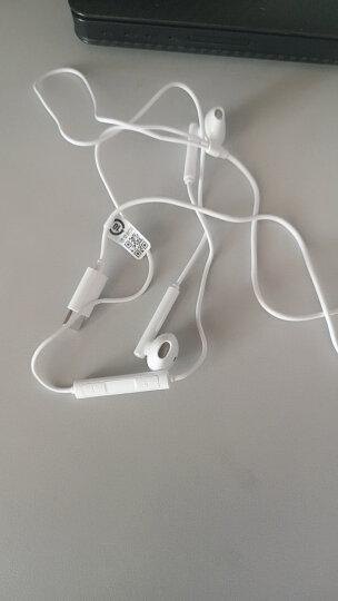 华为(HUAWEI)原装Type-C耳机华为经典耳机  白色适用于华为P20 Pro/P20/Mate10 Pro/Mate10系列等手机CM33 晒单图